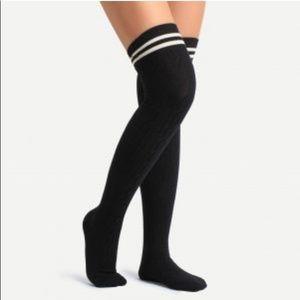2pk Over Knee Socks!